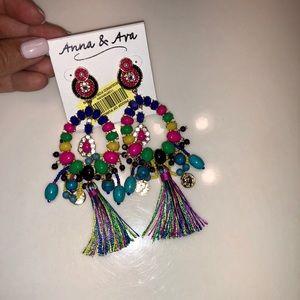 Anna & Ava Jewelry - Anna & Ava Statement Earrings